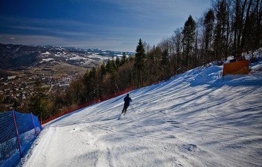 Palenica-Szczawnica Ski