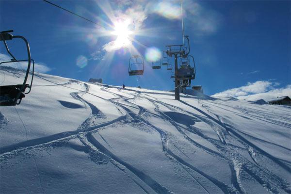 Artesina - Mondolé Ski