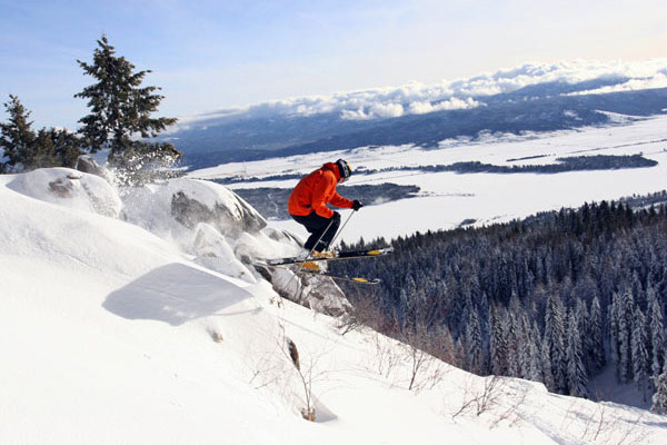 Tamarack Ski Resort
