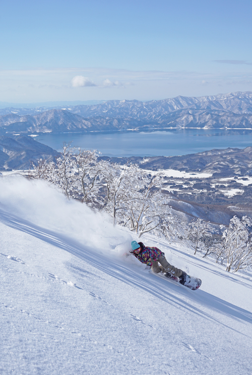 Tazawako Snow Resort