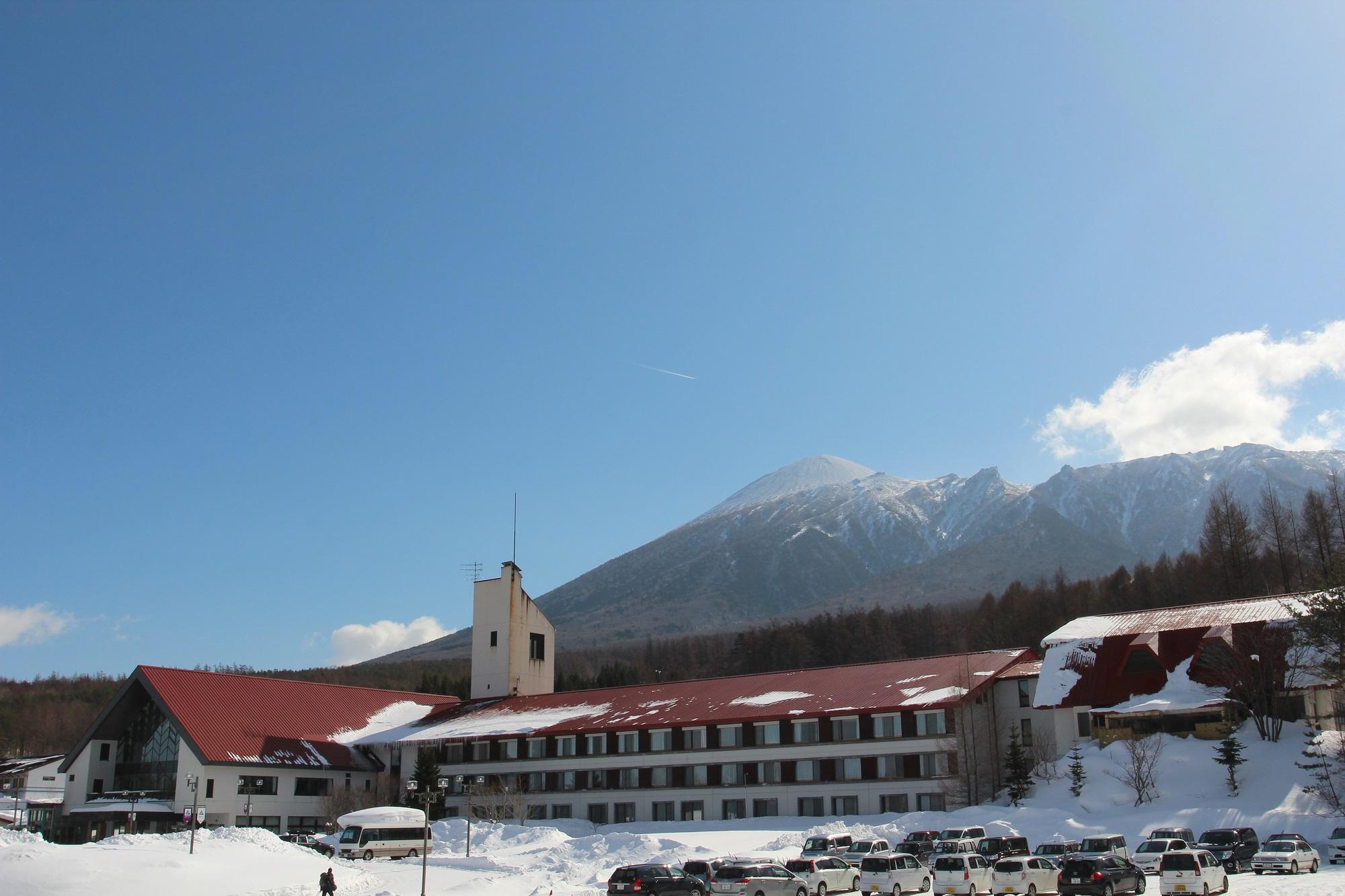 Hachimantai Resort