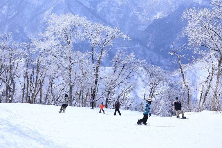 Hakusan Seymour Ski Resort