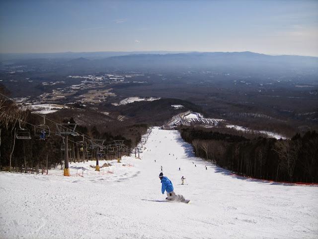 Mt. Jeans Ski Resort Nasu