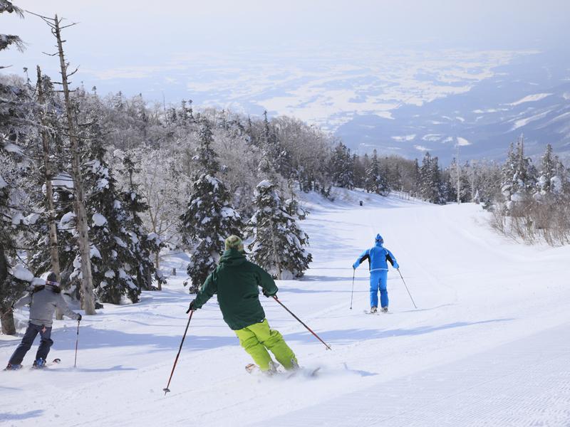 Amihari Onsen Ski Resort