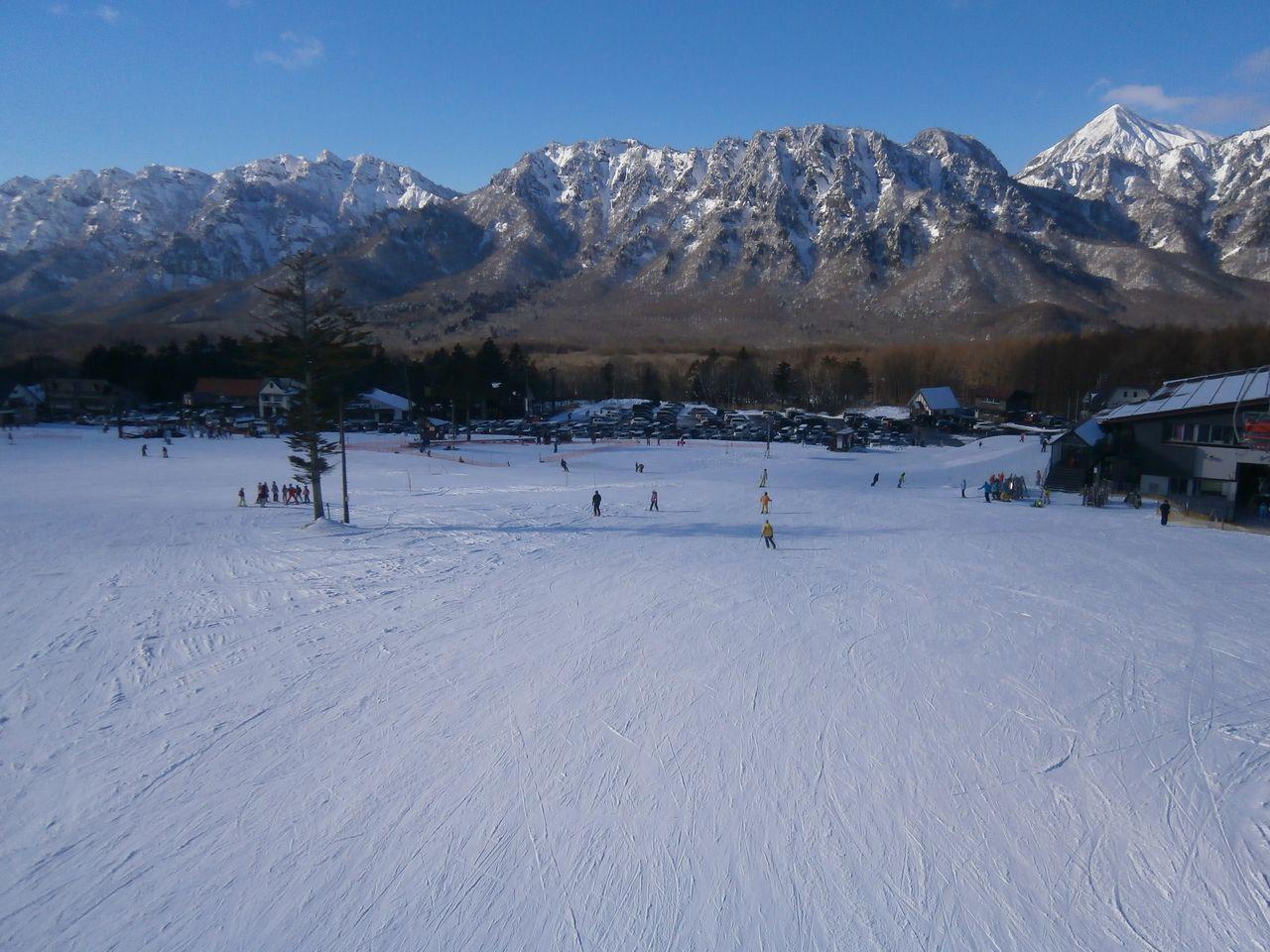 Togakushi Ski Field