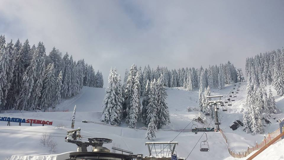 Skiarena Silbersattel