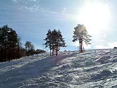Skicentrum Kľačno