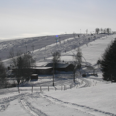 Skicentrum Kokava-línia