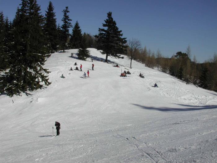 Ski-Tatrasvit - Lopušná dolina