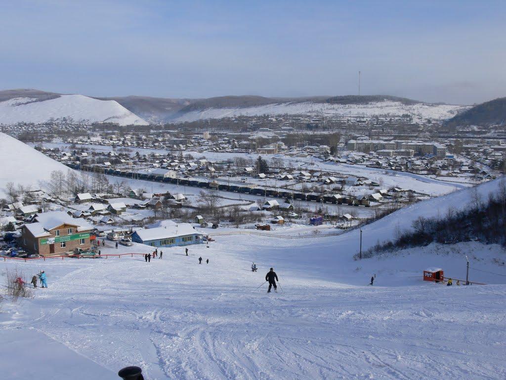 Gora Zmeinaya