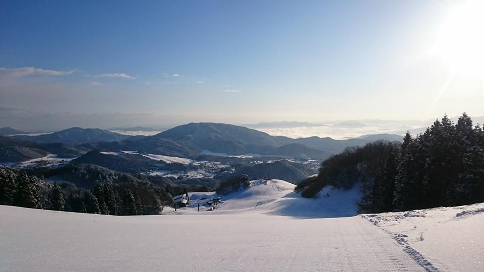 Kannabe Kogen Manba Ski resort