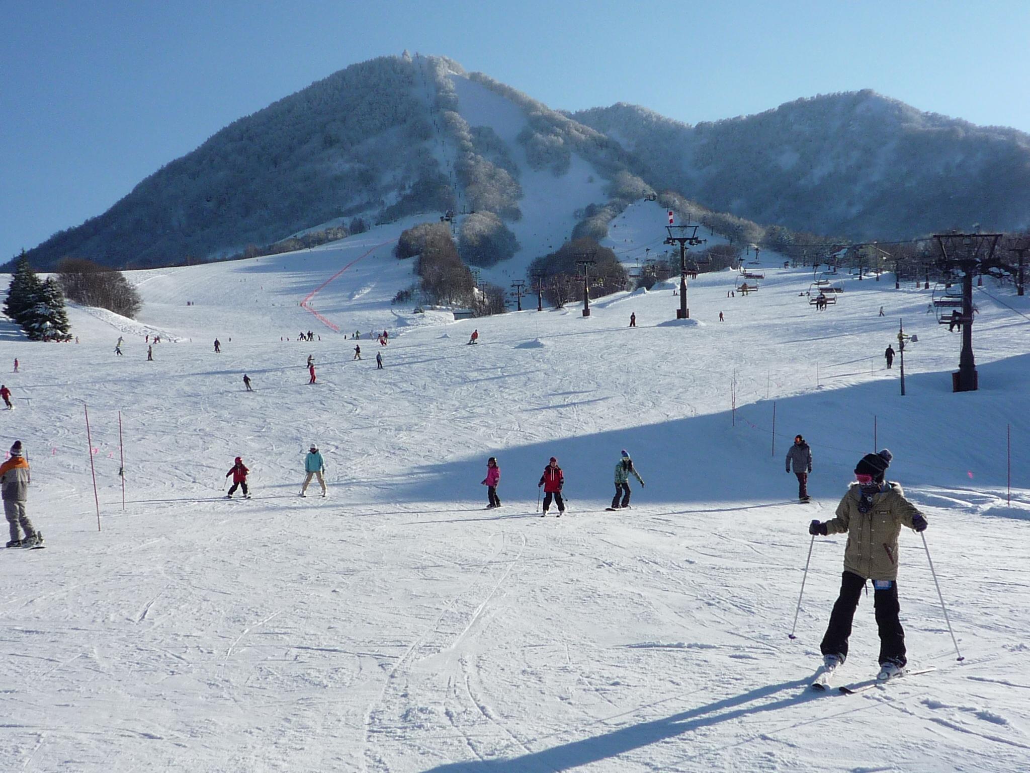 Kijimadaira Ski Resort