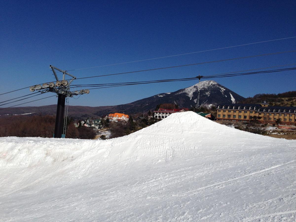 Shirakabako Royal Hill