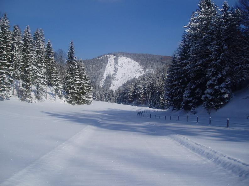 Furtnerlifte - Rohr im Gebirge
