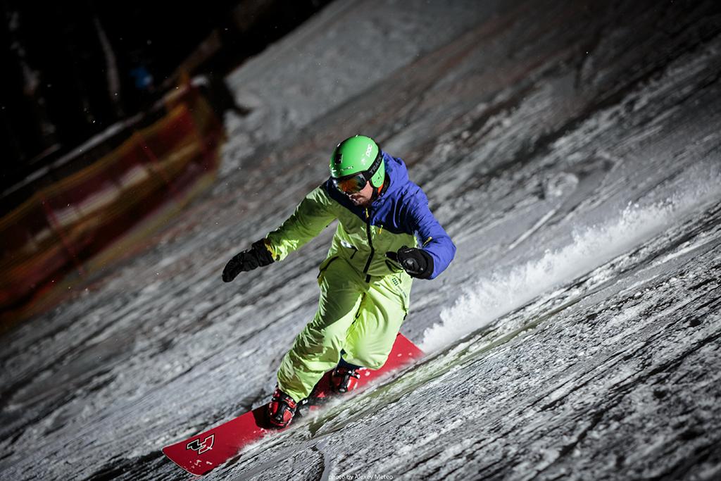 Guy Severin Ski Resort