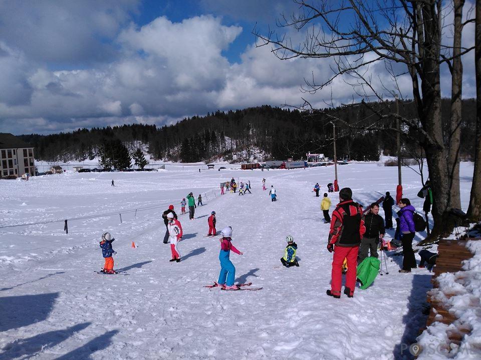 Ski Bor Črni vrh