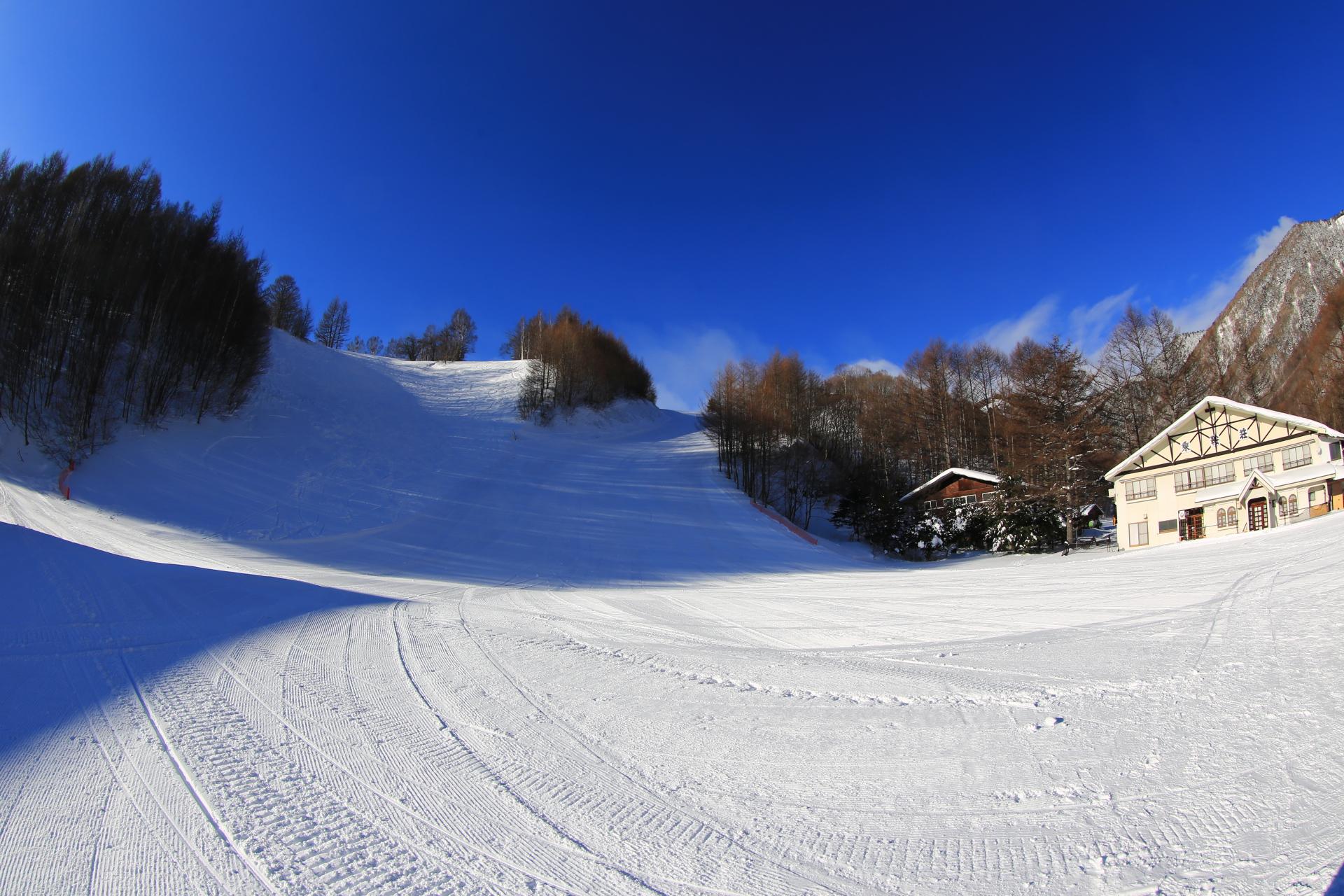 Mt. Norikura Snow Resort