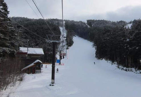 Nomugi Touge Ski Resort