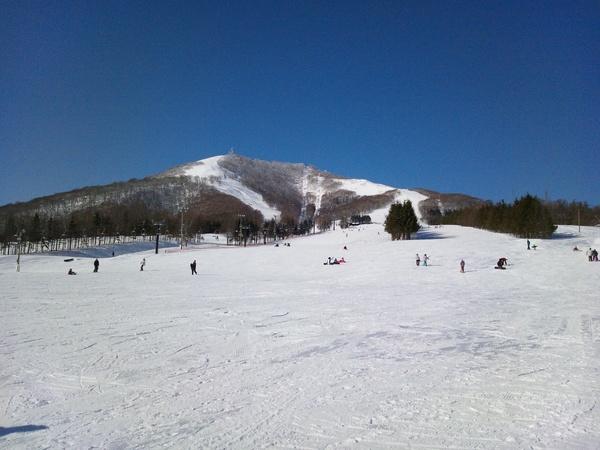 Okunakayama Kogen Ski Resort