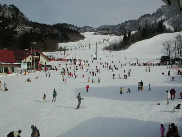 Mikawa Onsen Skiing Ground