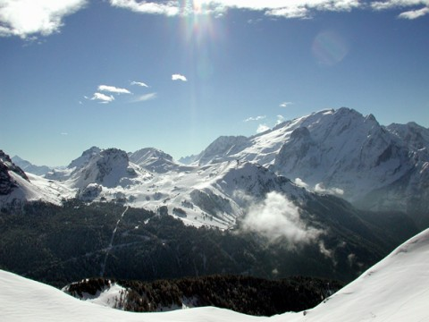Campitello di Fassa - Col Rodella - Val di Fassa