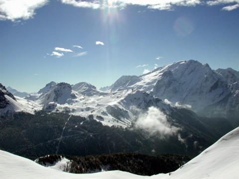 Canazei - Passo Pordoi - Val di Fassa