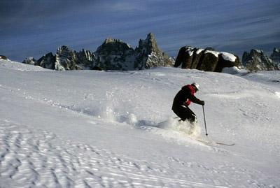 Falcade - Alpe Lusia