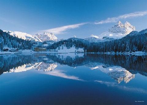 Misurina - Cortina D'Ampezzo