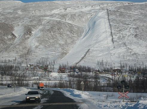 Otdelnaya Gora