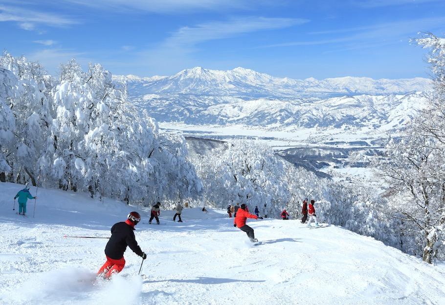 Nozawa Onsen Snow Resort