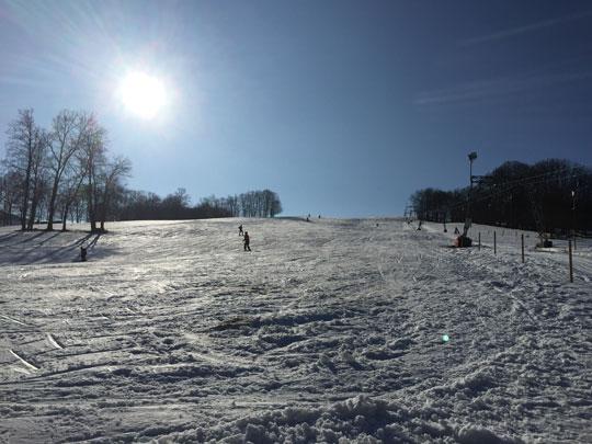Skilift Breitenfurt
