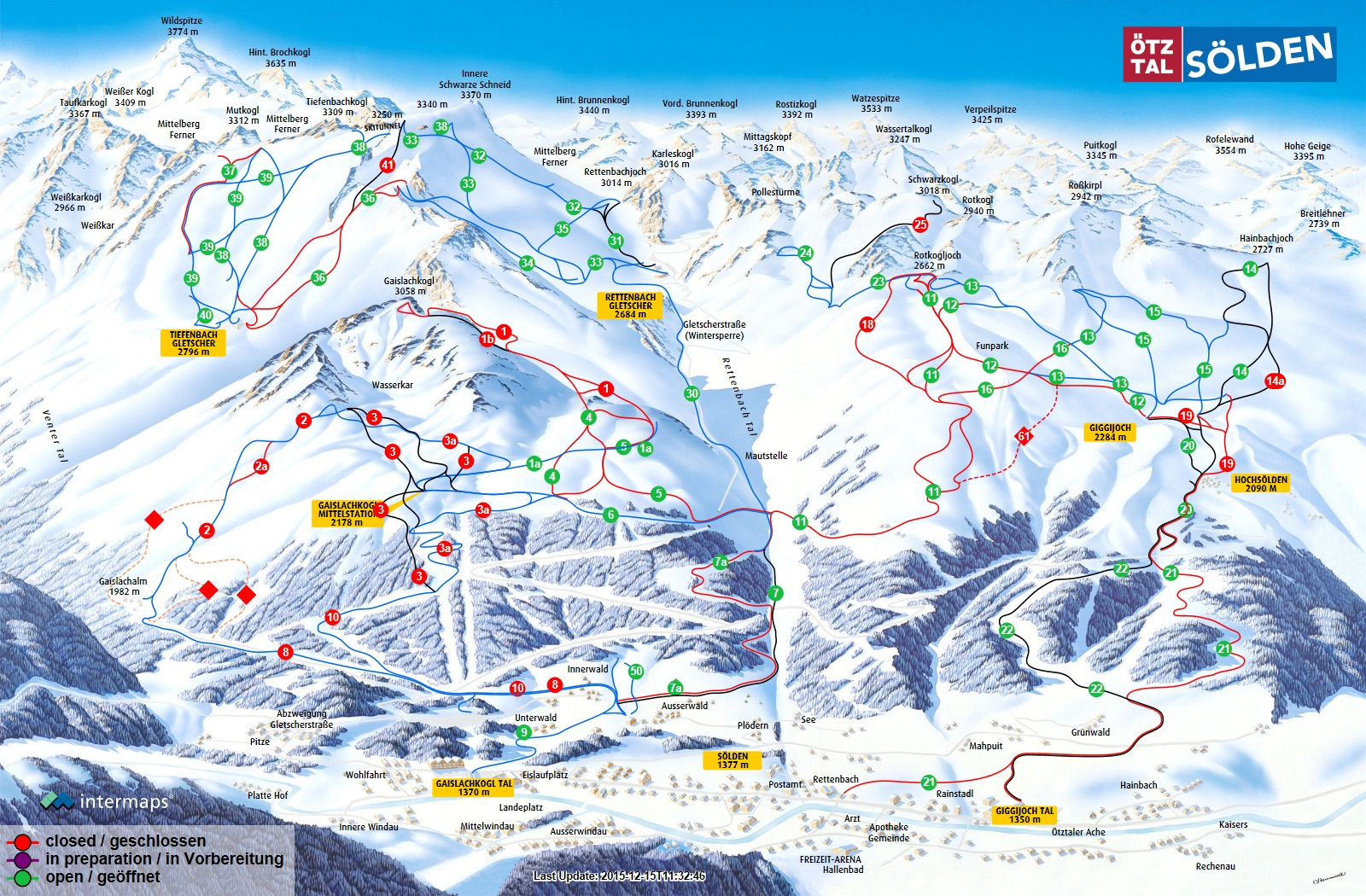 Skimap Touch Powered By Intermaps