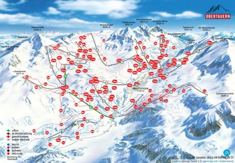 Ski Karte
