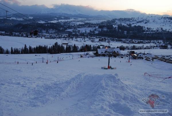Czarna Góra - Koziniec Ski