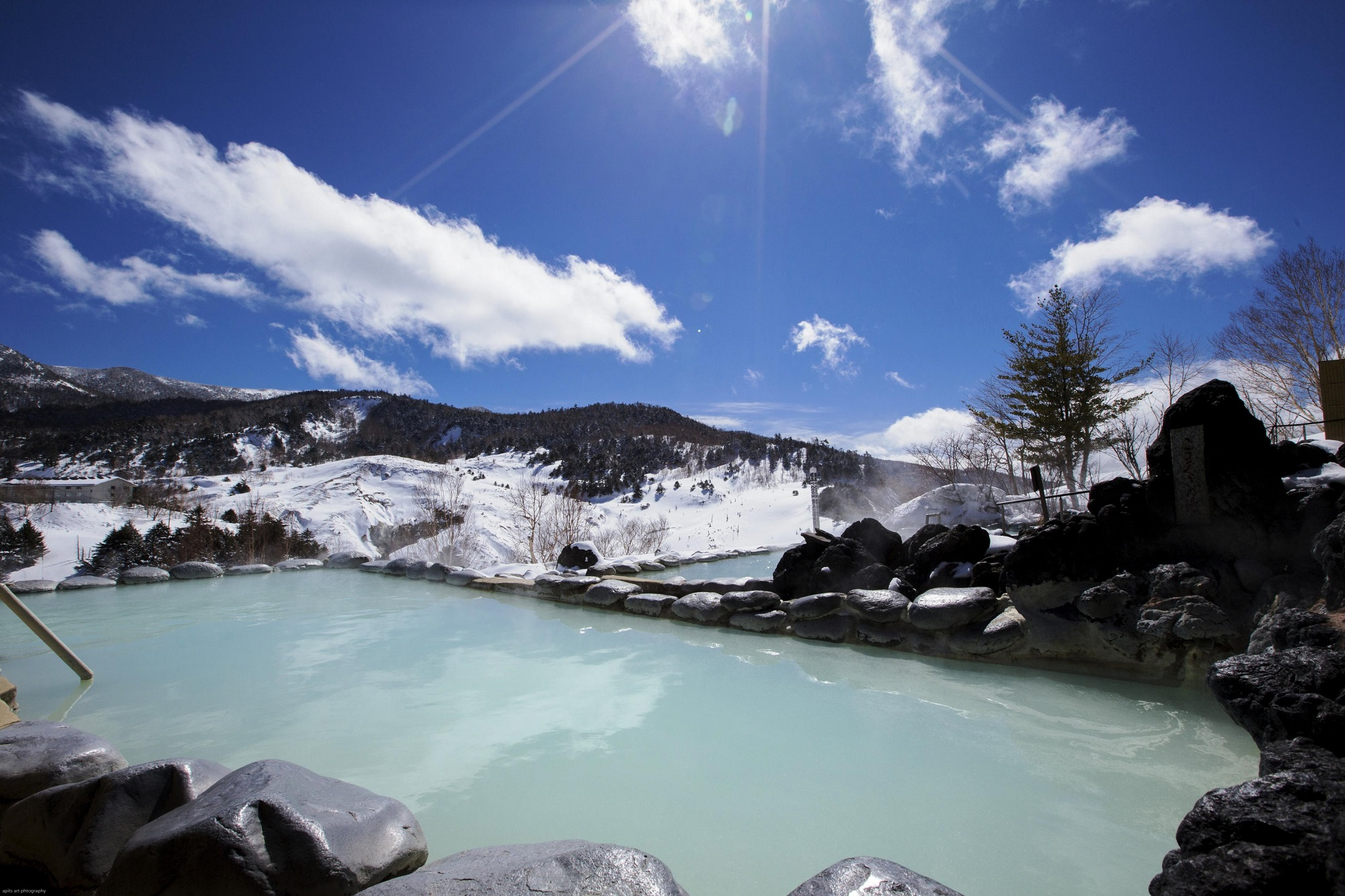 Manza Onsen Ski Resort