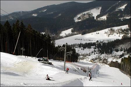 Ski Ráztoka - Horná Maríková