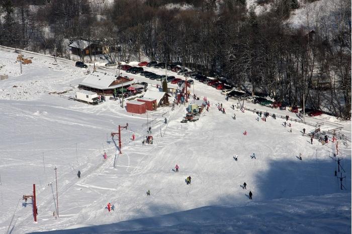 Ski-Blanc Ostrý Grún Kollárová
