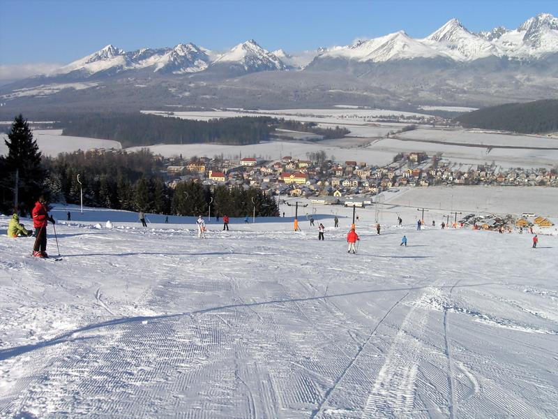 Snowpark Lucivná