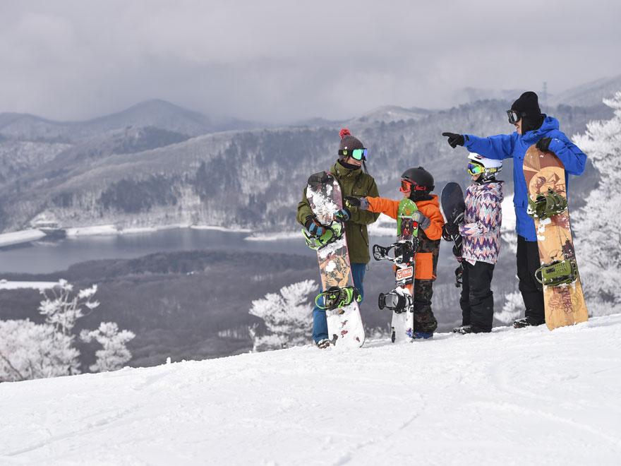 Tanbara Ski Park