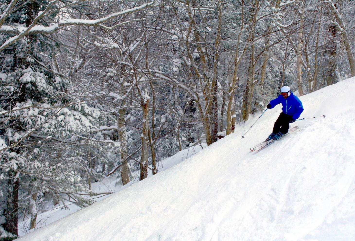 iski - ski resort bolton valley - unknown