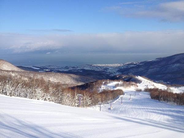 Asarigawa Onsen Winter Resort