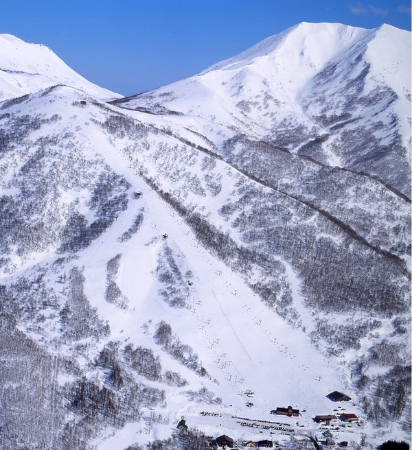 Moiwa Ski Resort