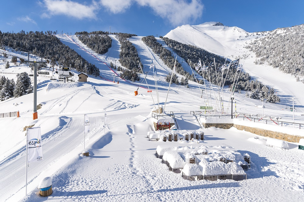 GranPallars Espot Esquí