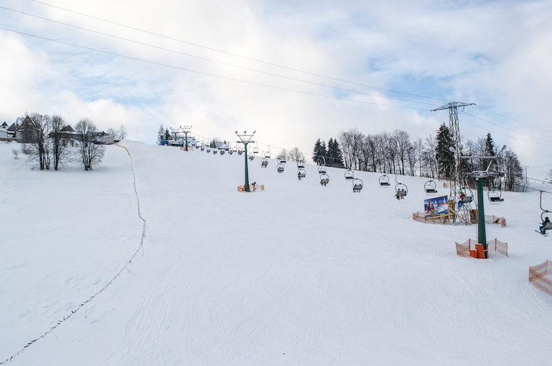 Bukowina Tatrzańska - Olczan Ski
