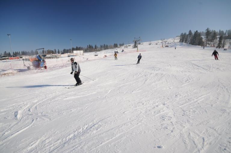 Grapa Ski - Czarna Góra