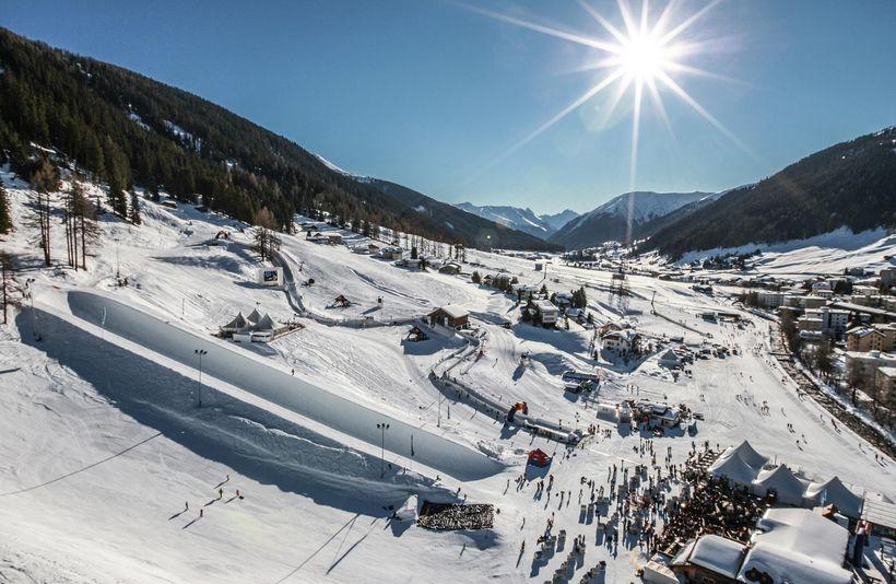 Davos Linke Talseite