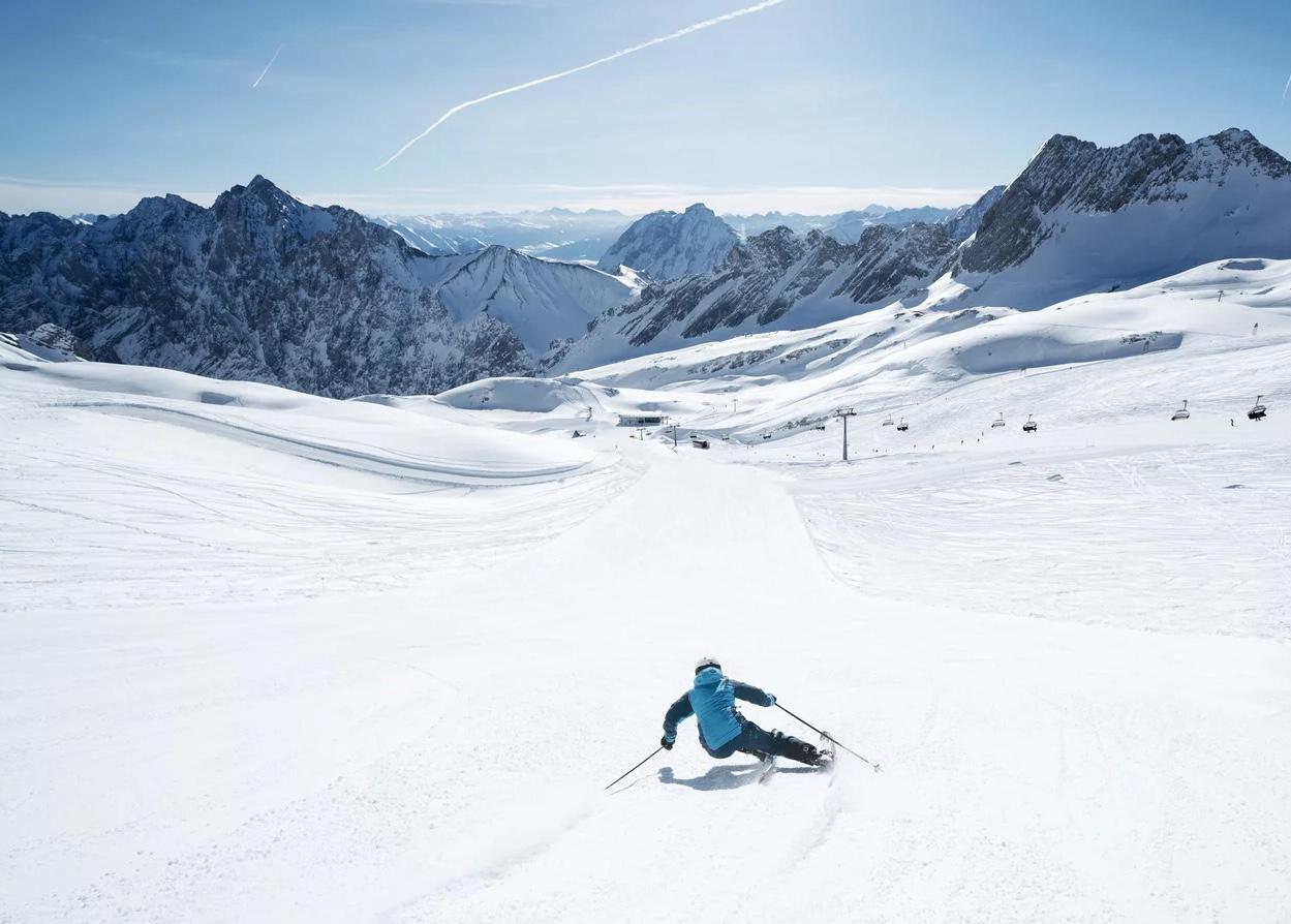 Garmisch-Partenkirchen - Zugspitze