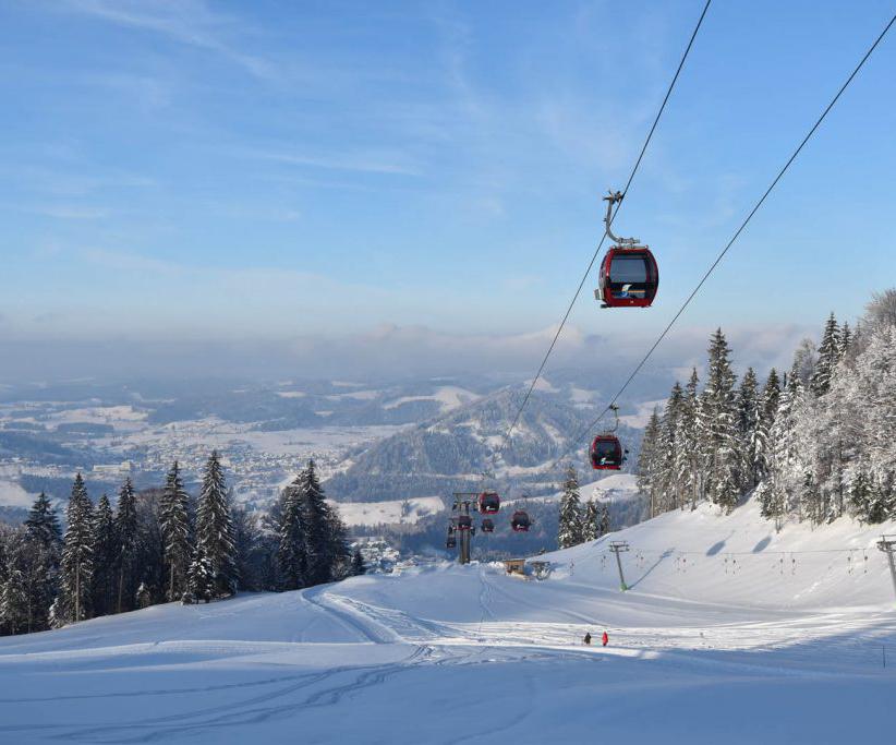 Imbergbahn - Skiarena Steibis