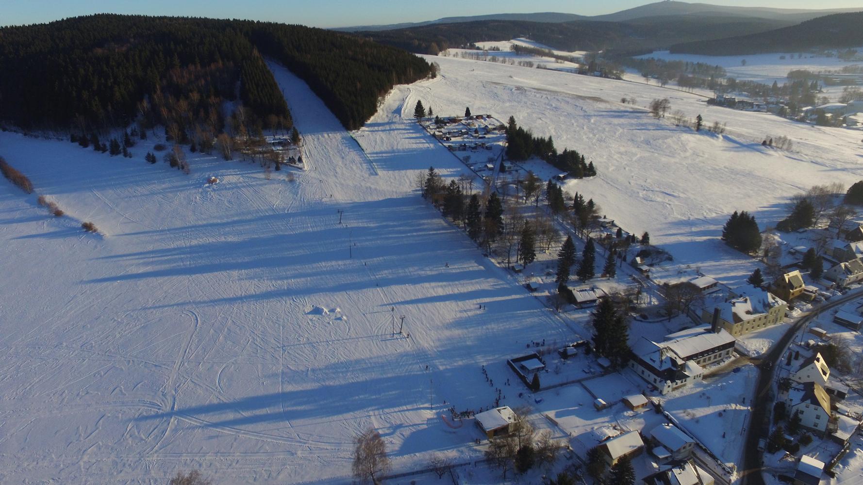 Skilift Crottendorf