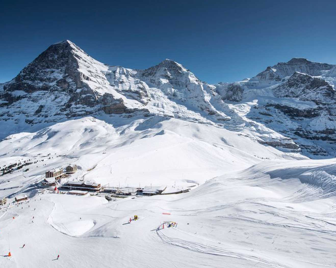 Grindelwald-Wengen (Kleine Scheidegg-Männlichen)